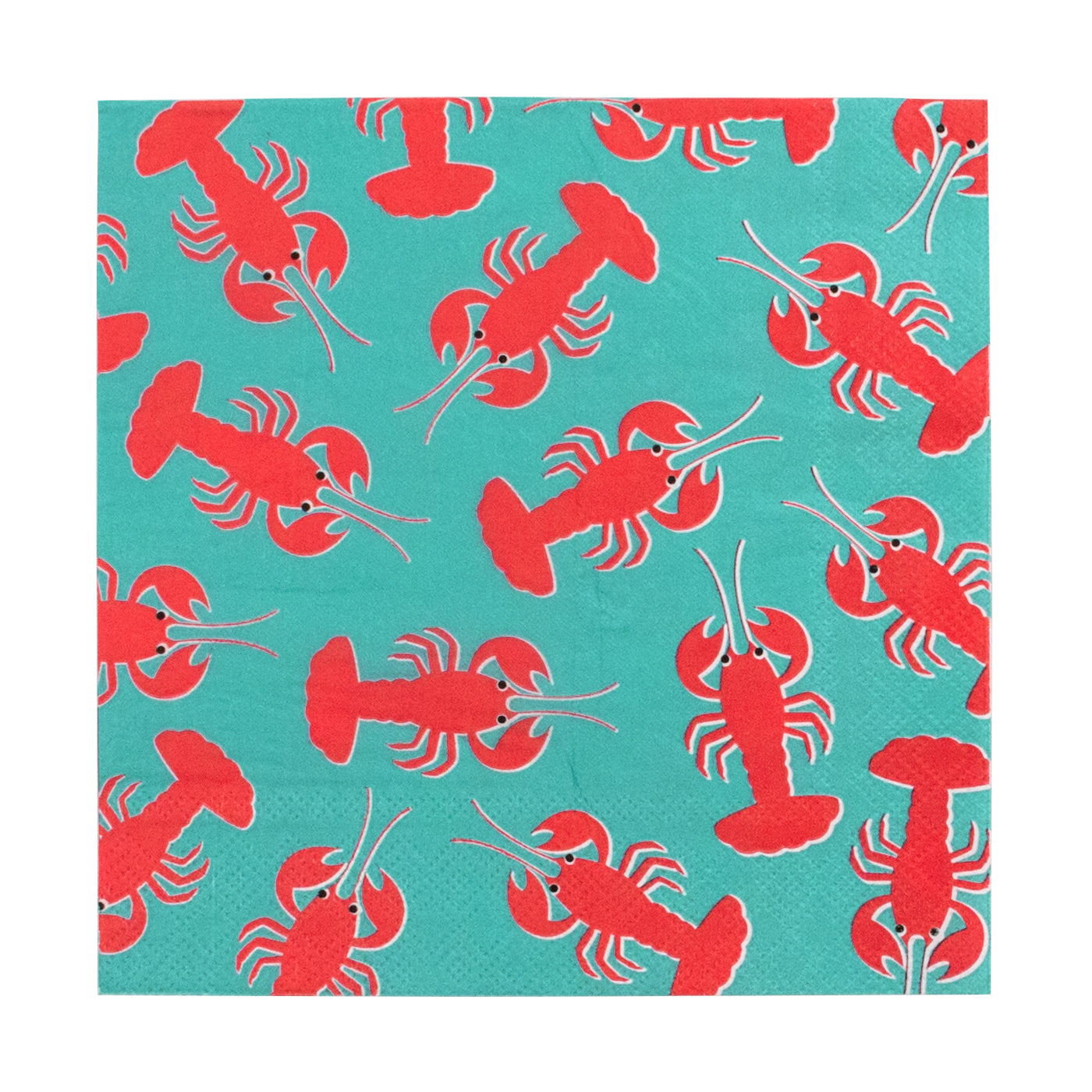 Lobster Napkins - Whoot Party Boutique