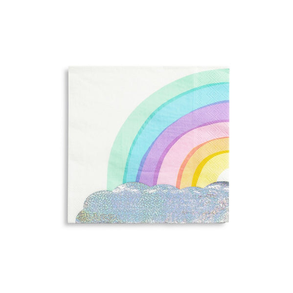 Over The Rainbow Napkins - Whoot Party Boutique