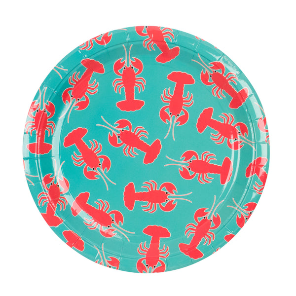 Lobsters Plate - Whoot Party Boutique
