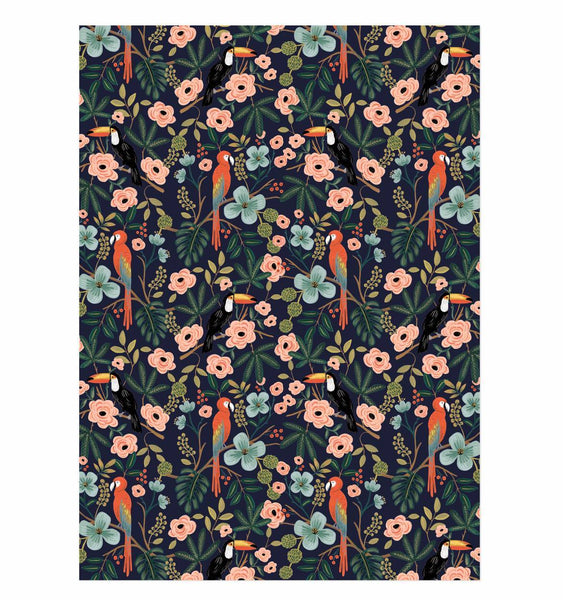 Paradise Gardens Wrapping Paper - Whoot Party Boutique