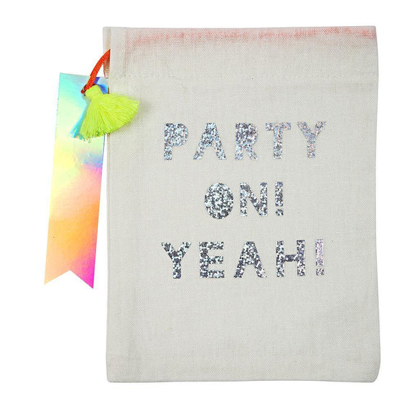 Party On Gift Bags - Whoot Party Boutique
