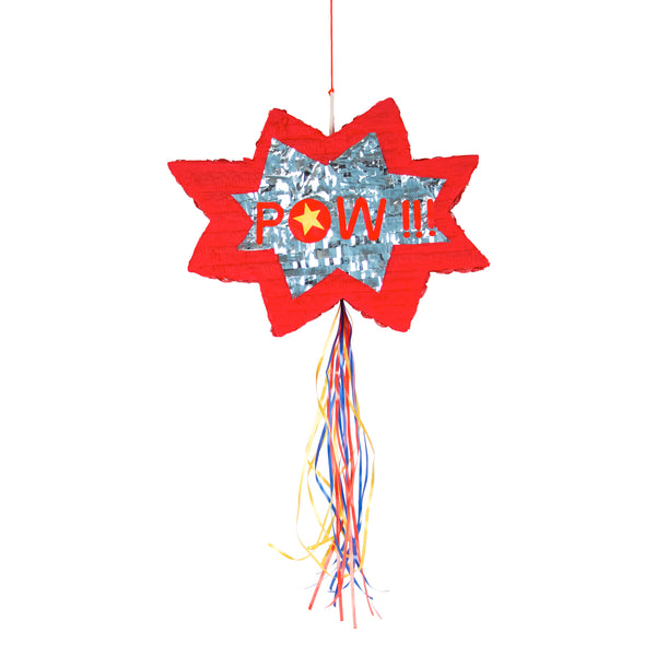 Superhero Piñata - Whoot Party Boutique