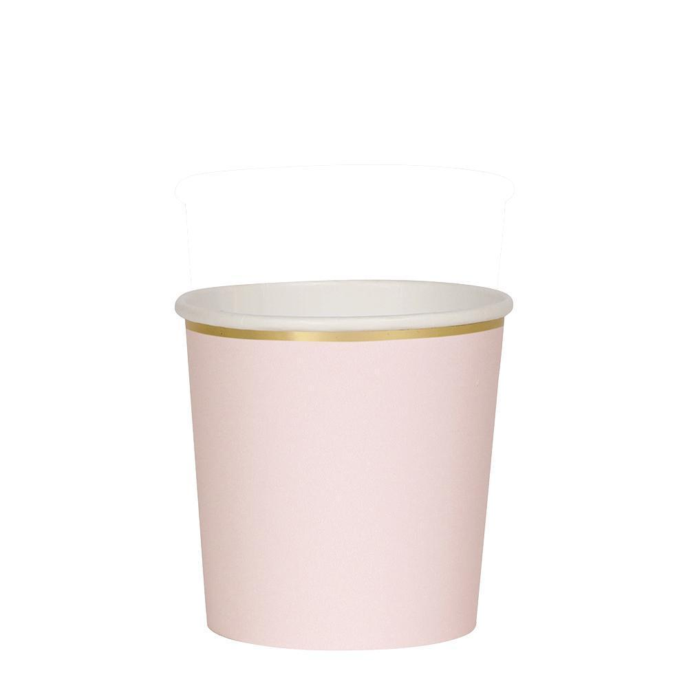 Dusty Pink Tumbler Cup - Whoot Party Boutique