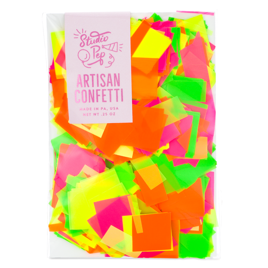 Neon Confetti Pack - Whoot Party Boutique