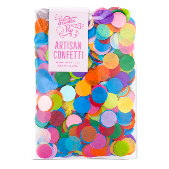 Rainbow Confetti Pack - Whoot Party Boutique