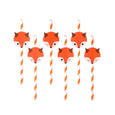 Mini Fox Straws - Whoot Party Boutique