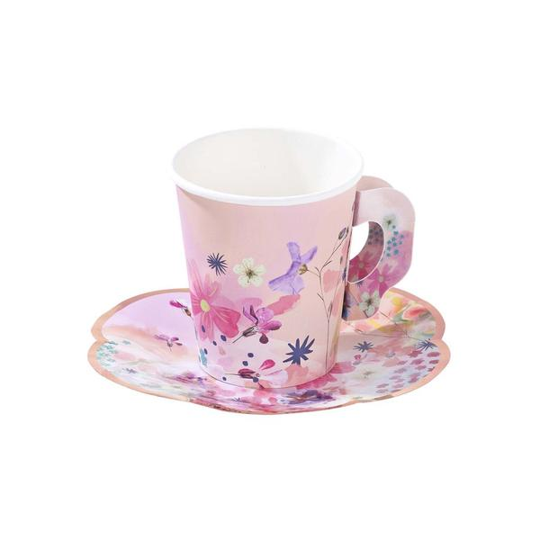 Blossom Girls Tea Cup - Whoot Party Boutique