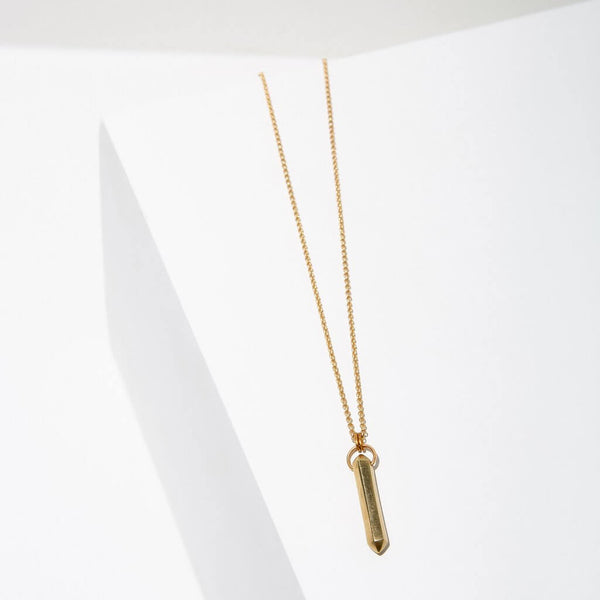 Janett Ebo Nail Necklace - Belli-Belle