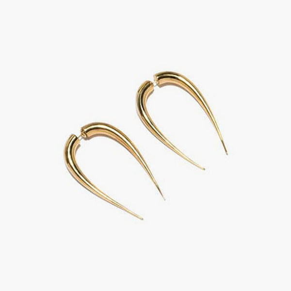 Shpresa Double Sided Earrings - Belli-Belle