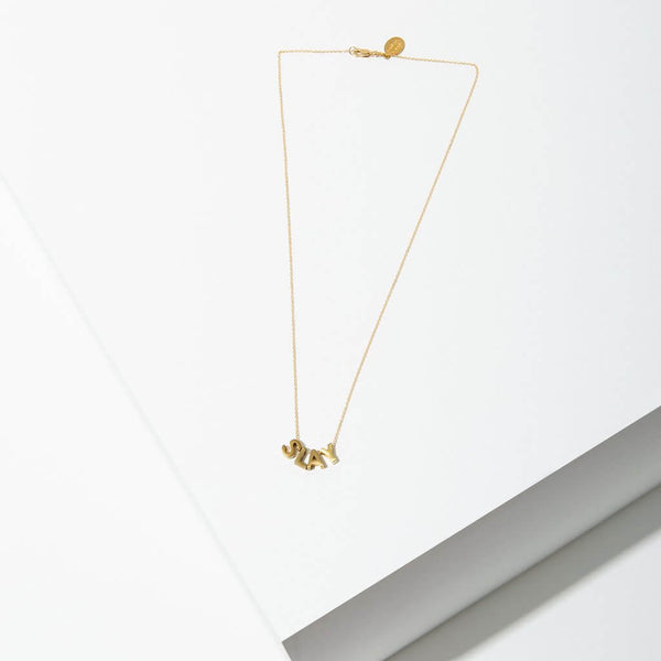 Elizabeth SLAY Necklace - Belli-Belle