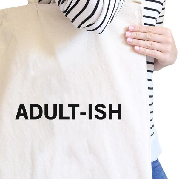 Adult-ish  |  I am  NOT a PLASTIC BAG - Belli-Belle