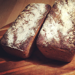 Simon's Strictly Rye Stoneground Sourdough - Sole Bay Sourdough