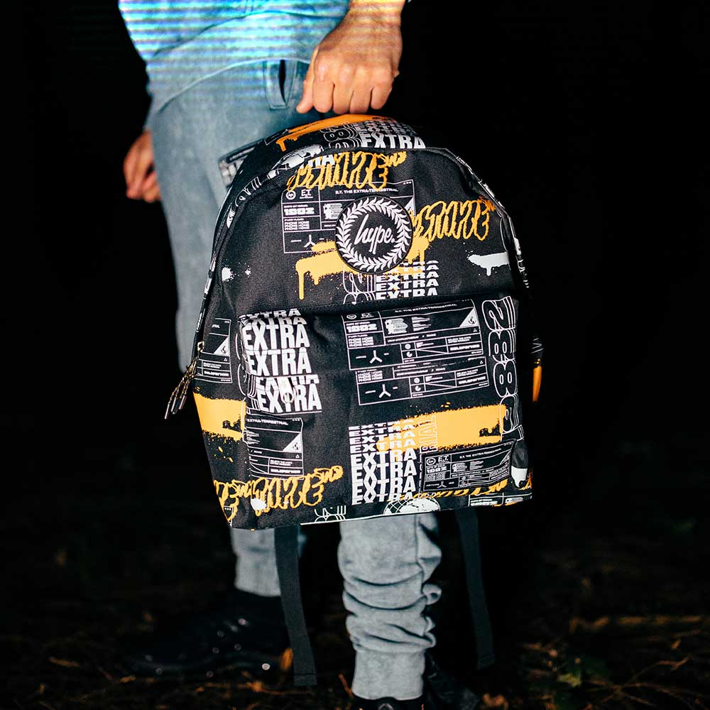 Collab backpacks