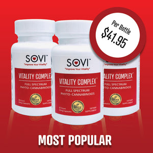 Vitality Complex - 3 Month Supply