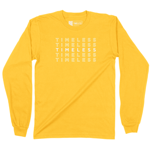 TIMELESS INFINITY LONG SLEEVE