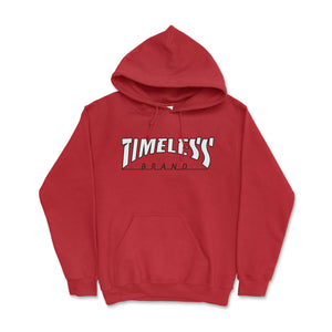 TIMELESS CLASSIC HOODIE - RED