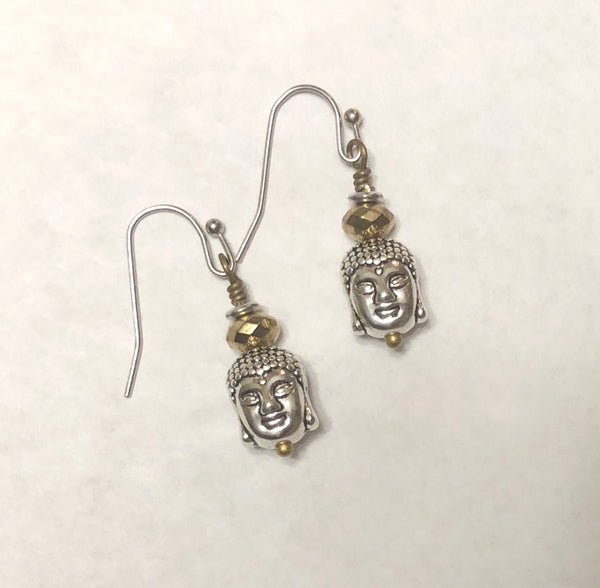 Buddha Earrings - Cheeryos Jewelry