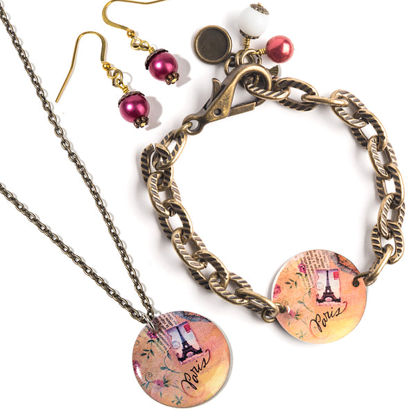 French Affair Collection - Cheeryos Jewelry