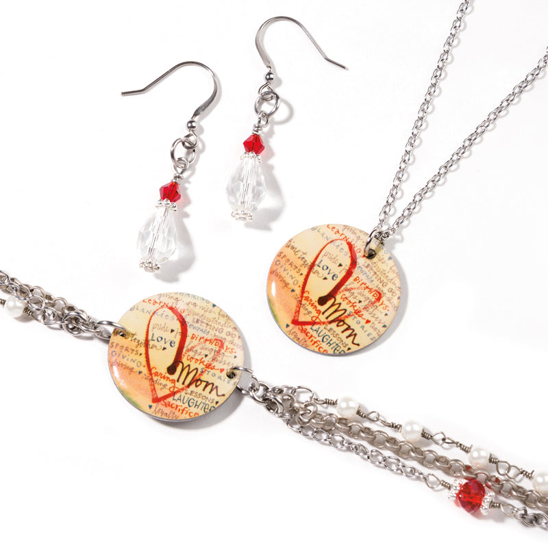 Tribute to Mom Collection - Cheeryos Jewelry