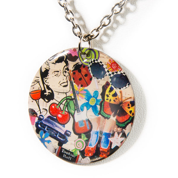 Vintage Fun Necklace - Cheeryos Jewelry