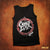 Crazy Lixx - Crazy Lixx Badge - Black Tank Top