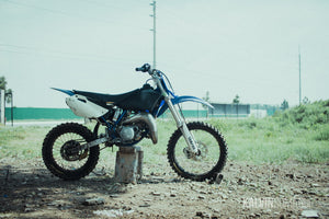 Yamaha YZ85 Large Wheel Conversion