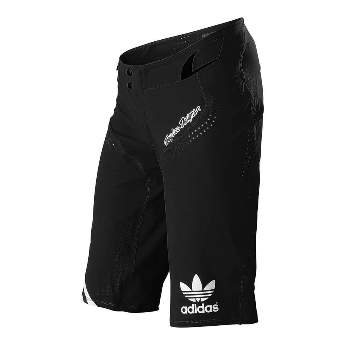 Troy Lee Designs Ultra Adidas MTB shorts - Black