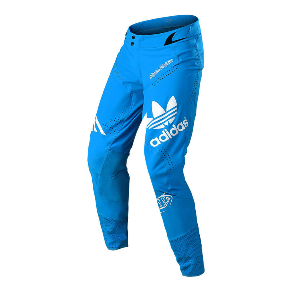 Troy Lee Designs Ultra Adidas MX pants - Blue