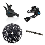 Box Three Prime 9 X-Wide MTB Drivetrain