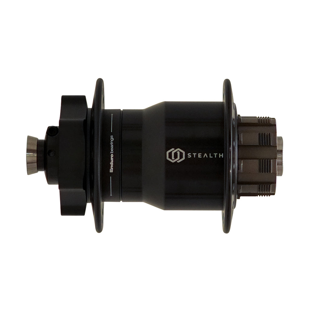 Box One Stealth Pro BMX Rear Hub 36H