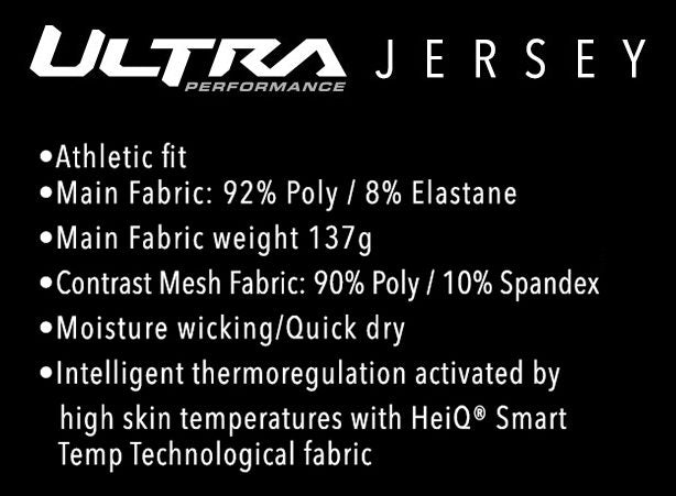 Troy Lee Designs Ultra Adidas long-sleeve jersey - Blue