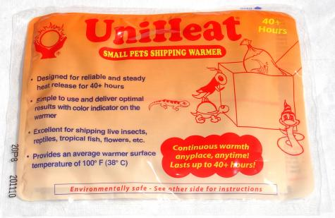 Heat Pack - Jersey Worms