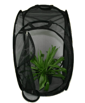 Medium Black Habitat (All Netting)