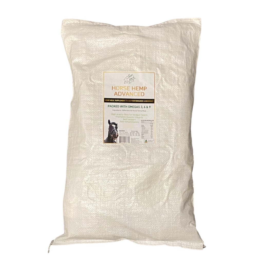Horse Hemp Advanced - 5kg