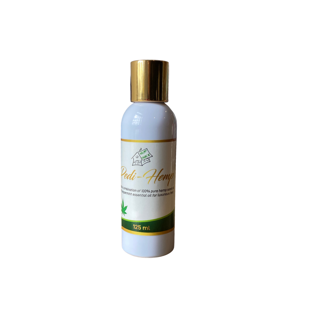 Hemp Seed Oil Pedi-Hemp 125ml