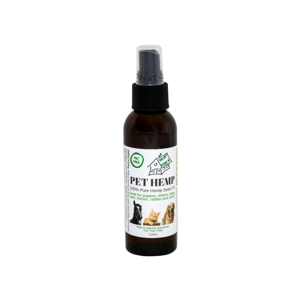 Fantastic Pet Hemp Spray 125ml - 100% Pure