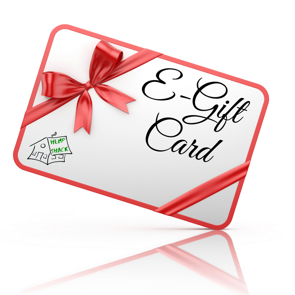 Hemp Shack E-Gift Card