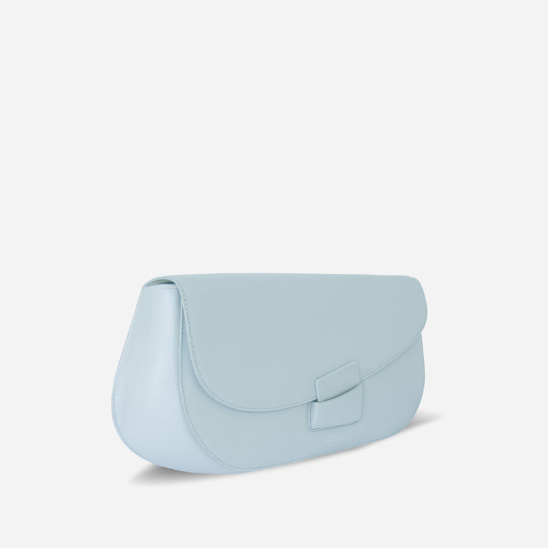 BRERA CLUTCH SKY BLUE