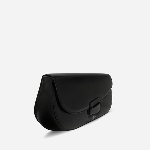 BRERA CLUTCH BLACK