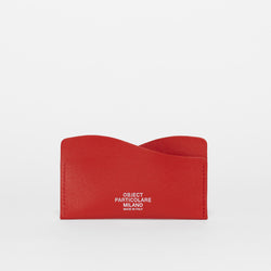 CARD HOLDER RED
