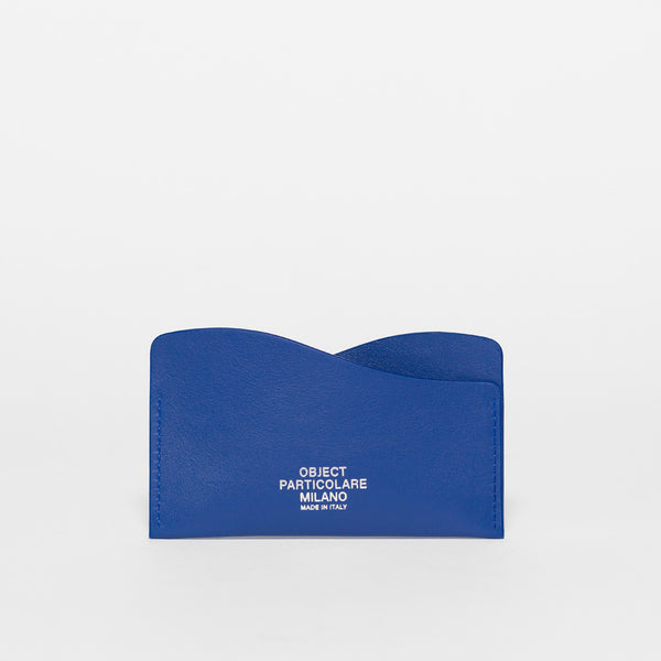 CARD HOLDER ELECTRIC BLUE