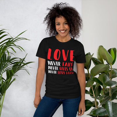 The Definition of Love Unisex T-Shirt