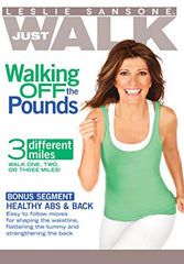Walking Off the Pounds - Leslie Sansone