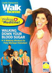 Walking Down Your Blood Sugar