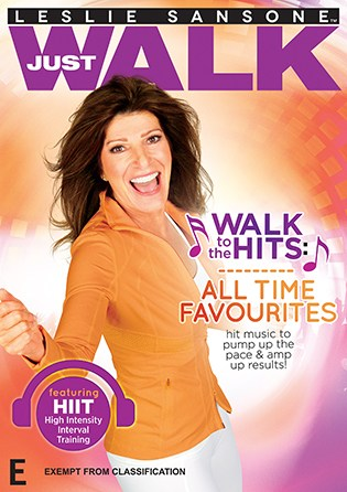Walk to the Hits All Time Favorites - Leslie Sansone
