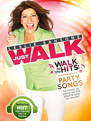Walk to the Hits Party Songs - Leslie Sansone