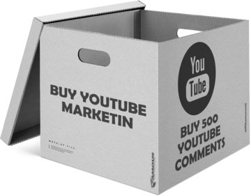 500 YOUTUBE COMMENTS | 25% OFF BLACKFRIDAY