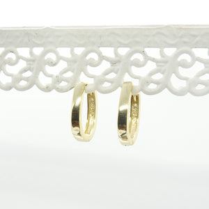 FINX Hoop Earrings