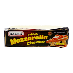 Alfatah DAIRY Adam's Buffalo Mozzarella Cheese 2 kg
