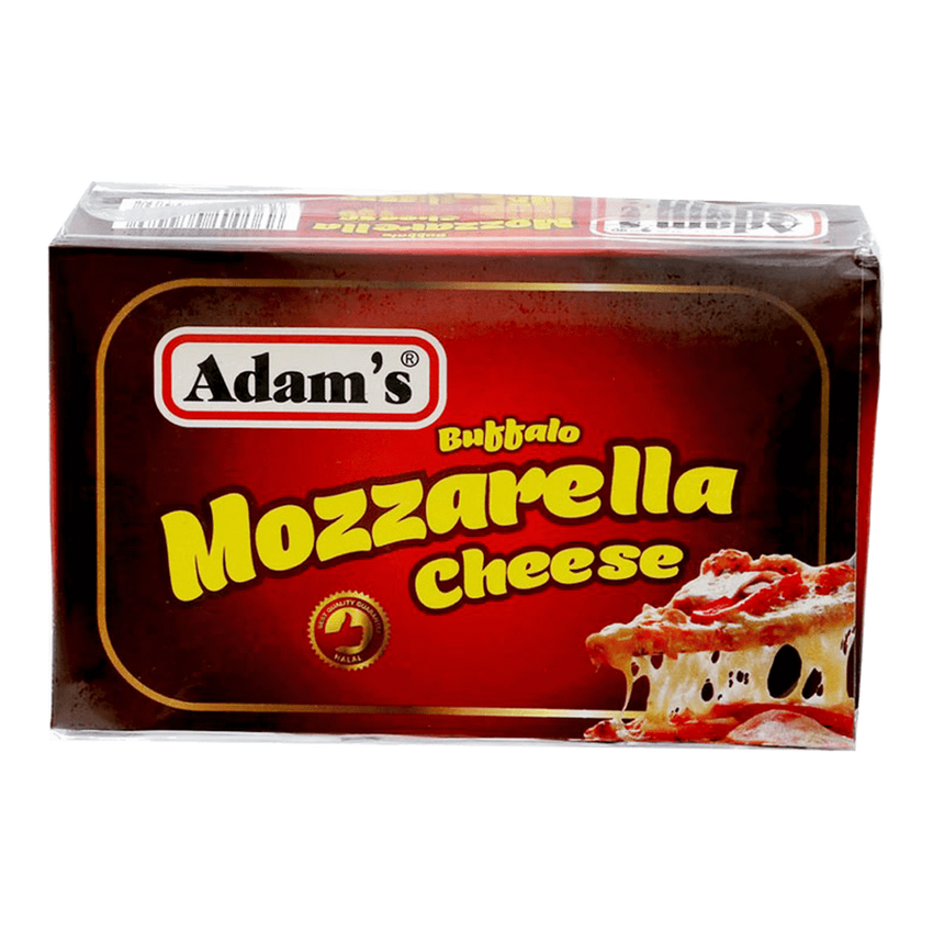 Alfatah DAIRY Adam's Buffalo Mozzarella Cheese 400 gm
